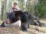 Cowan Lake Outfitters Bear hunting