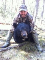 Bear Down Outfitters Bear hunting