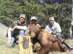Northern Whitetail Outfitters Bear hunting