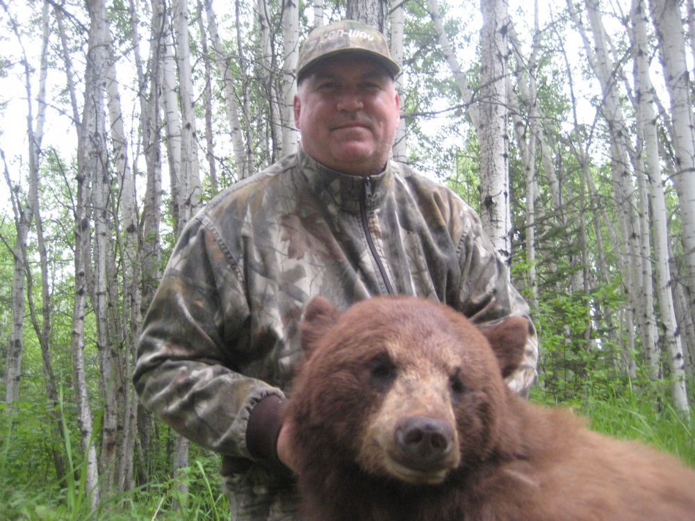 Saskatchewan Bear Hunting Outfitter Trails End Outfitters